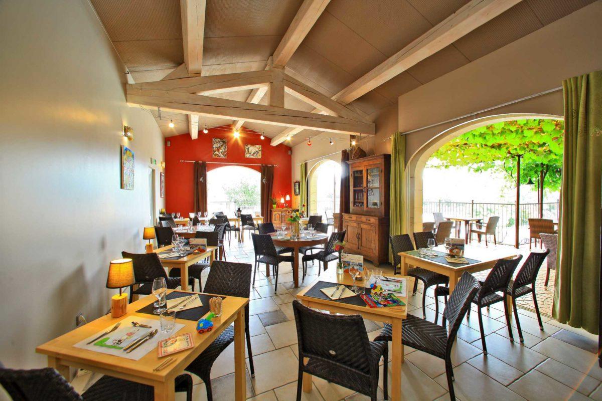 domaine sevenier camping 5 etoiles ardeche restaurant galerie photo5 1200x800 - Galeries