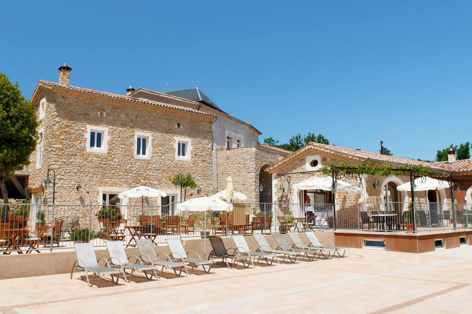 domaine sevenier seminaire ardeche background - Sur Place