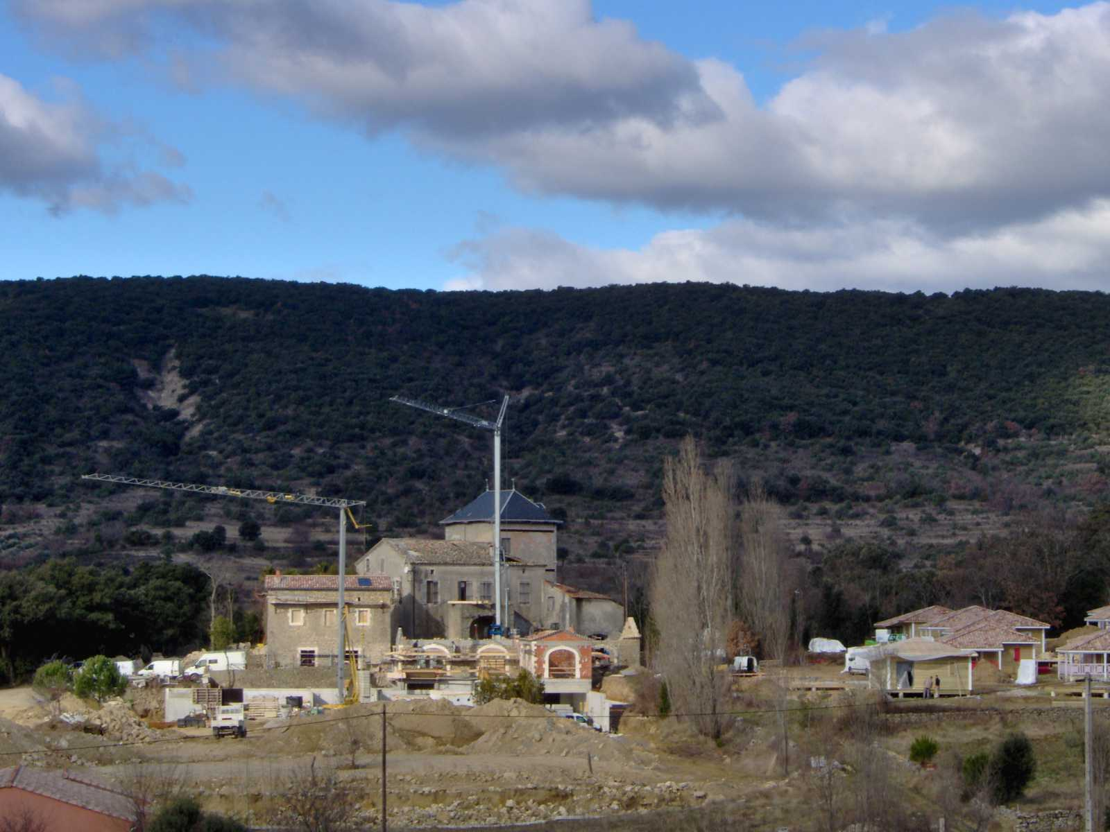 domaine de sevenier spa historique photo3 - Présentation du camping Ardèche 5 étoiles
