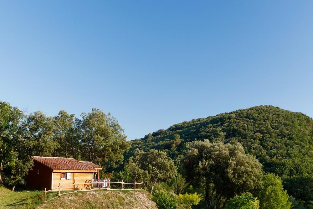 domaine sevenier camping location vacance en ardeche chalet chene blanc 10 - Galeries
