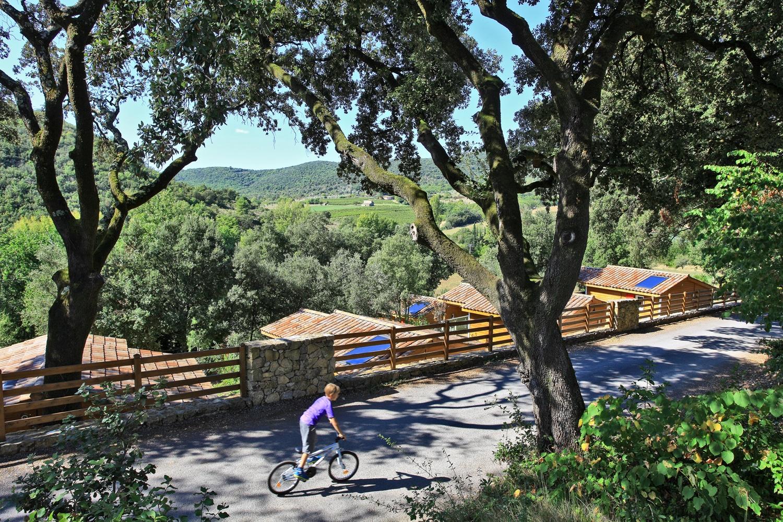 domaine sevenier camping location vacance en ardeche chalet chene blanc 6 - domaine-sevenier-camping-location-vacance-en-ardeche-chalet-chene-blanc-6