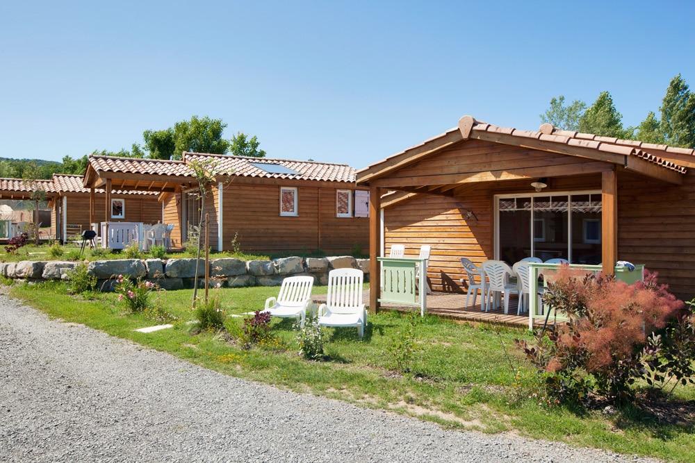 domaine sevenier camping location vacance en ardeche chalet chene vert 6 - DOMAINE DE SEVENIER 2012