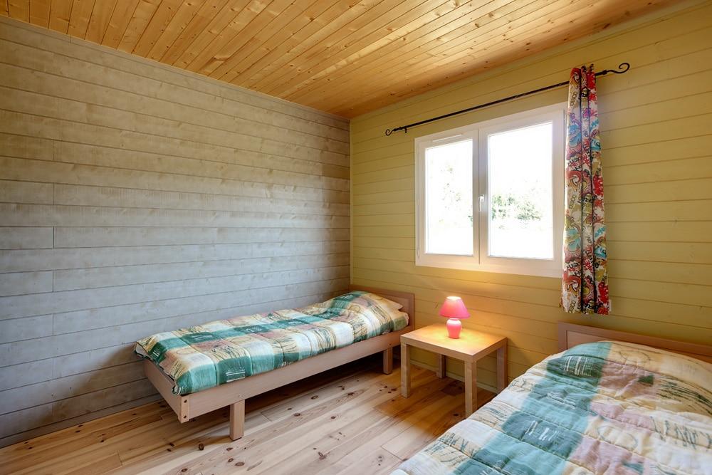 domaine sevenier camping location vacance en ardeche chalet frene 11 - Galeries