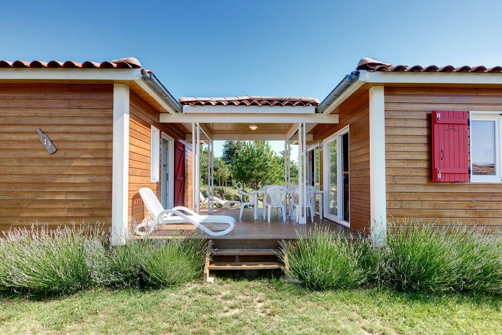 domaine sevenier camping location vacance en ardeche chalet frene 4 - Galeries