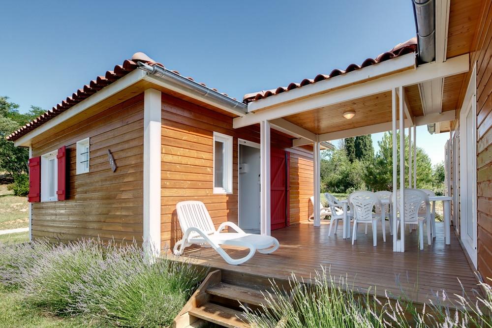 domaine sevenier camping location vacance en ardeche chalet frene 5 - Galeries