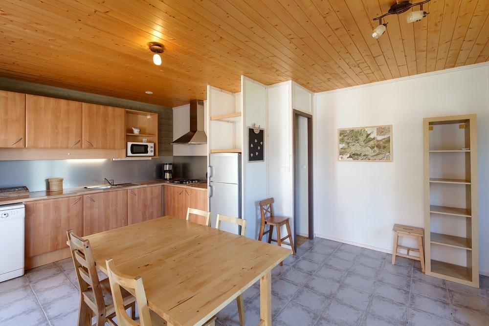 domaine sevenier camping location vacance en ardeche chalet frene 6 - DOMAINE DE SEVENIER 2012
