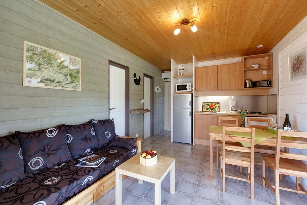 domaine sevenier camping location vacance en ardeche chalet micoucoulier 10 - Galeries