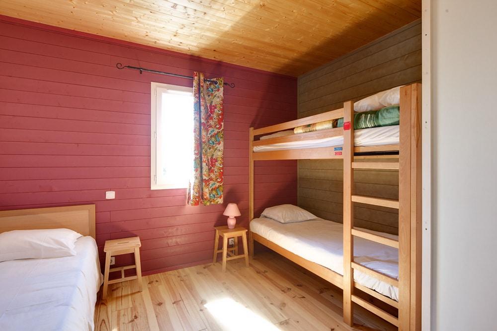 domaine sevenier camping location vacance en ardeche chalet micoucoulier 12 - DOMAINE DE SEVENIER 2012