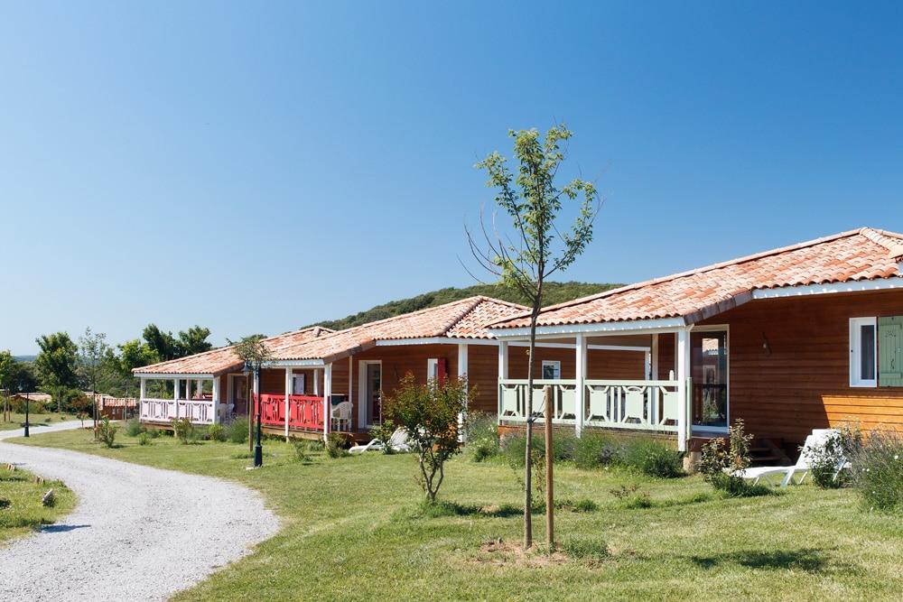 domaine sevenier camping location vacance en ardeche chalet micoucoulier 5 - Galeries