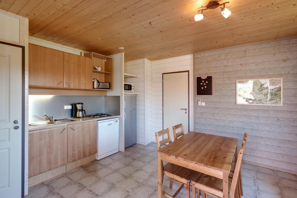 domaine sevenier camping location vacance en ardeche chalet olivier 4 - Galeries
