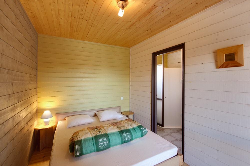 domaine sevenier camping location vacance en ardeche chalet olivier 5 - Galeries
