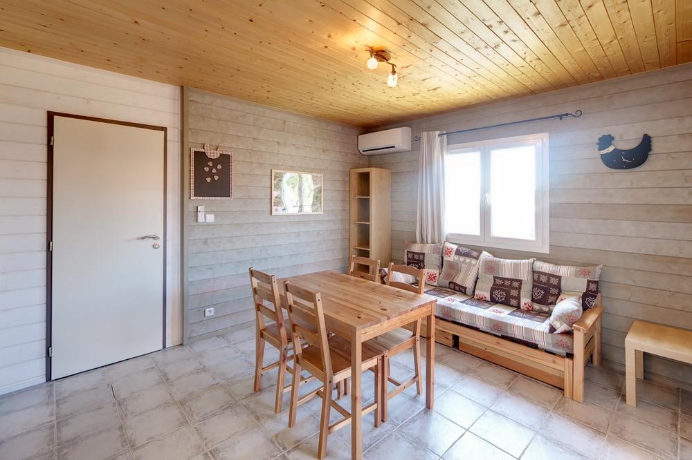 domaine sevenier camping location vacance en ardeche chalet olivier 6 - Galeries