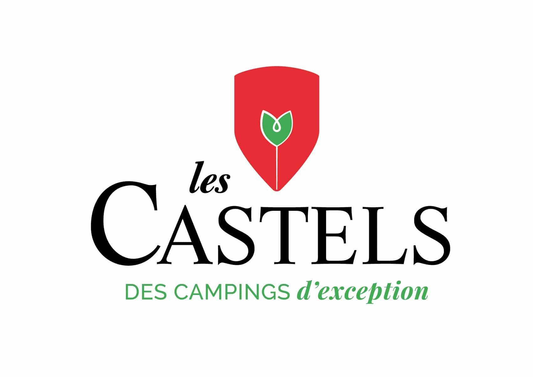 2019 Les Castels logo principal - Accueil