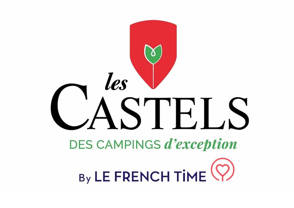 2021 Les Castels logo principal by french time - Accueil