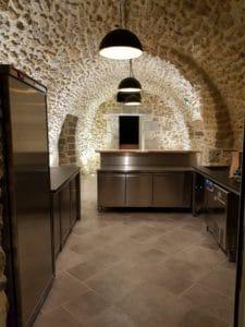domaine de sevenier and spa seminaire Espace traiteur 225x300 - Séminaire / Réception en Ardèche