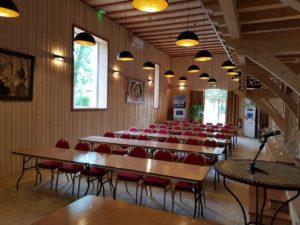 domaine de sevenier and spa seminaire Le chai 300x225 - Séminaire / Réception en Ardèche