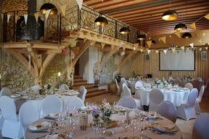 domaine de sevenier and spa seminaire vue salle 1 300x200 - Séminaire / Réception en Ardèche