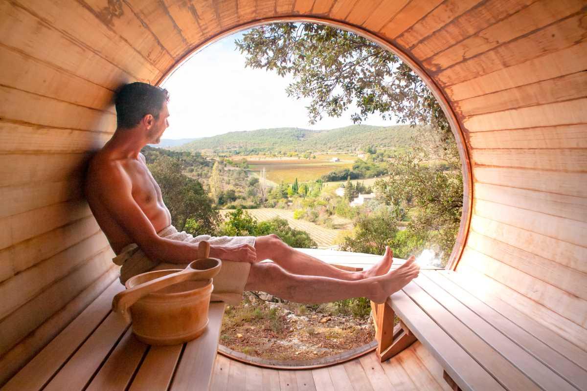 domaine de sevenier bulle bien etre sauna - L'Espace Bien-être & SPA en Ardèche